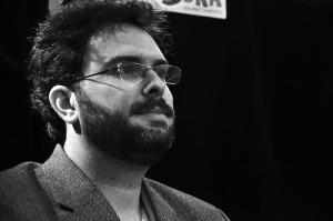 Erik Tabery, foto: Ben Skála