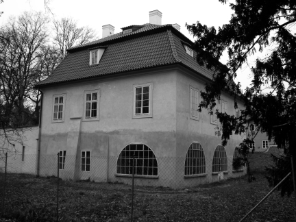 Werichova vila, foto: Michal Kmínek