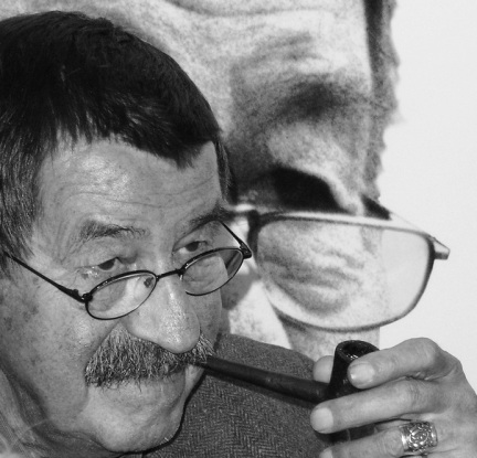 Günter Grass, foto: Wikipedia Commons