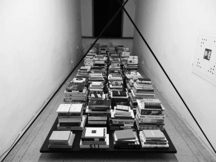 Zpráva o knize, foto: Martin Stöhr