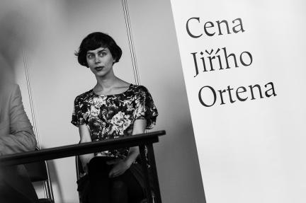 Sára Vybíralová, foto: Lucie Zajíčková