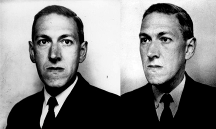 H. P. Lovecraft, foto: Lucius B. Truesdell